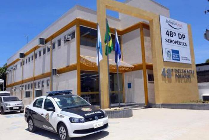 O criminoso foi encaminhado a 48ª DP (Seropédica), onde responderá por estupro de vulnerável
