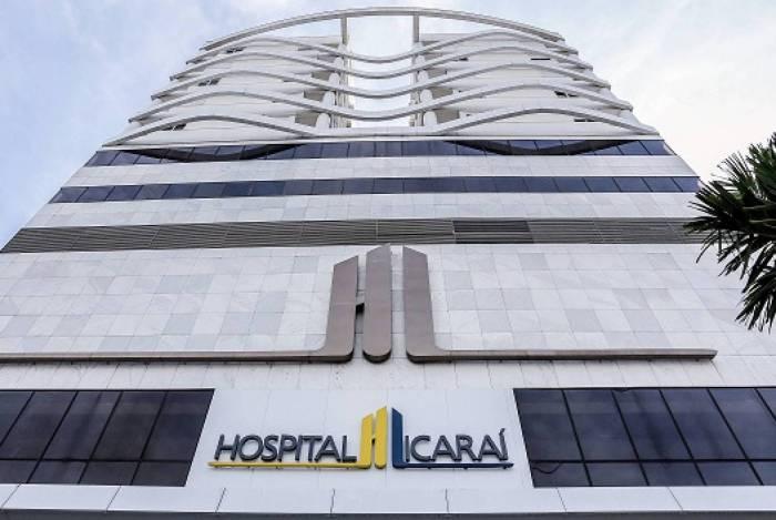 Hospital Icaraí, em Niterói