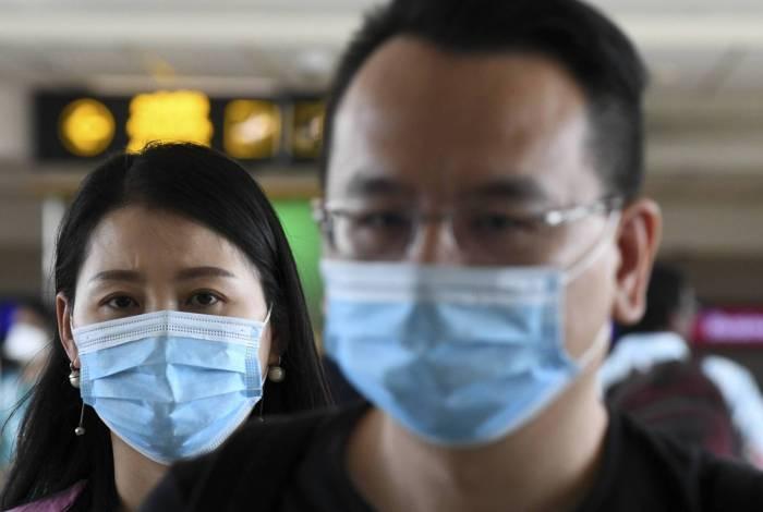 Infecções por coronavírus começaram na região de Wuhan, na China