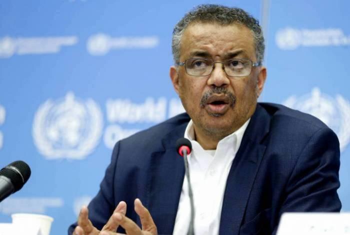 Diretor-geral da OMS, Tedros Adhanom Ghebreyesus, reforçou o alerta pela prevenção ao Covid-19