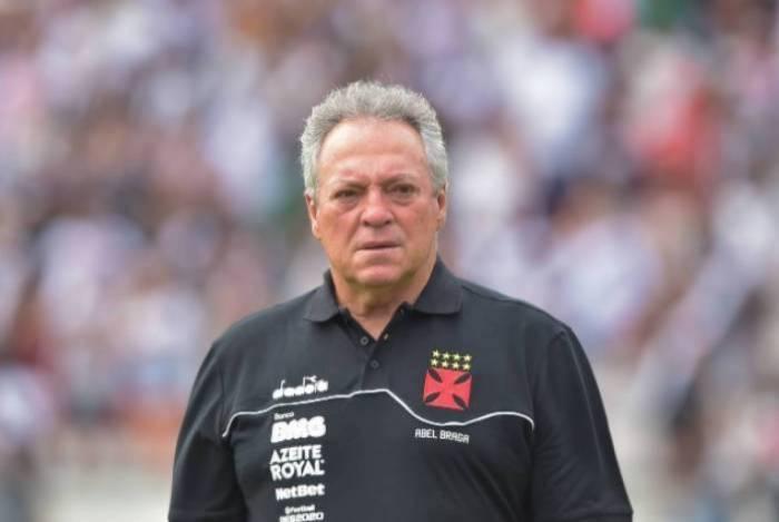 Abel Braga vive começo ruim no Vasco