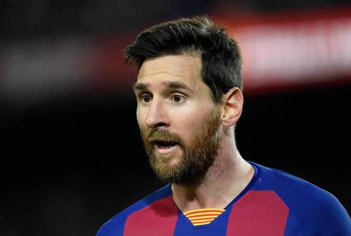 Lionel Messi busca resolver sua situação contratual com o Barcelona e ainda não sabe qual será seu destino