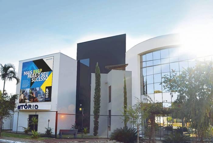 A fachada do BSSP Centro Educacional