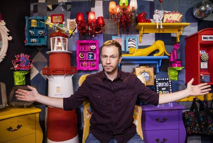 Tiago Leifert, apresentador do 'BBB 20', da Globo