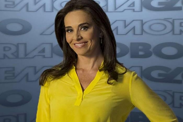 Carla Vilhena apaga post com 'dica de apresentação' para Maju Coutinho