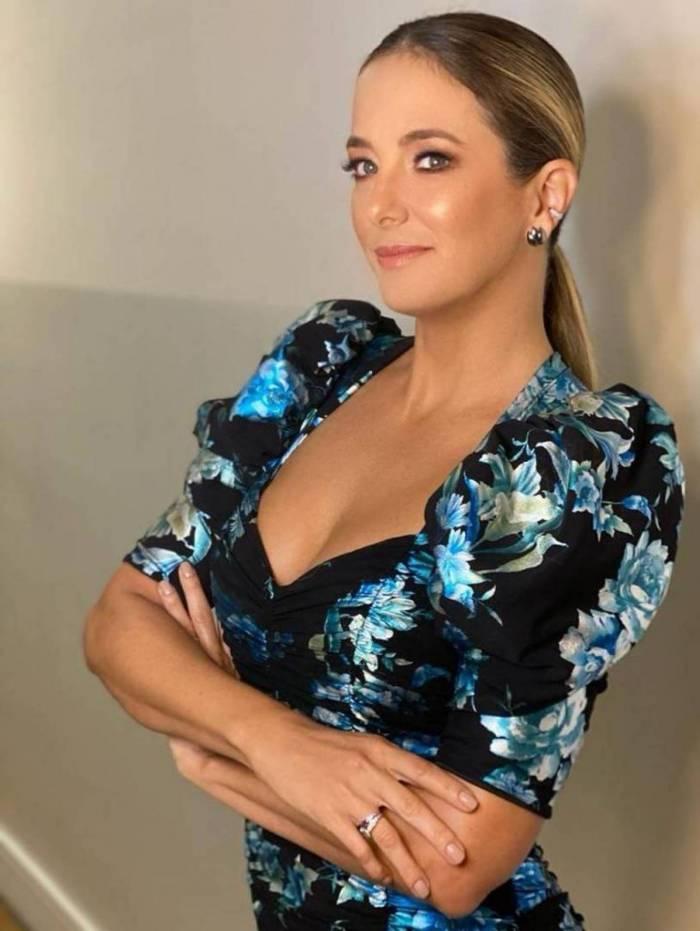 Ticiane Pinheiro comemorou 7 meses da filha na web