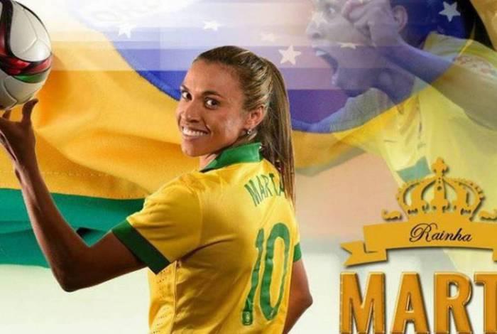 Inocentes de Belford Roxo conta a história de luta, superação e glórias da jogadora Marta