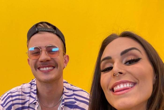 Leo Picon e Stephanie Viegas vão apresentar novo programa na MTV