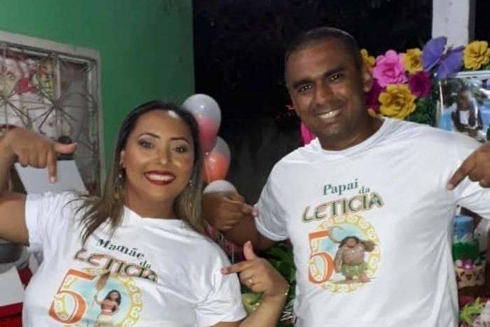 Felipe Terra é o irmão mais velho de Anitta