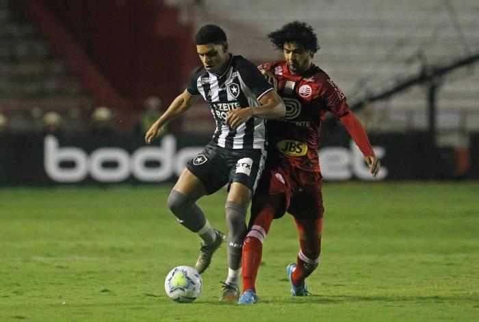 Luis Henrique teve atuação apagada