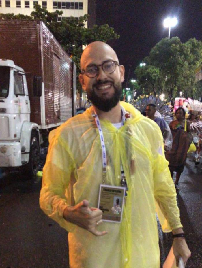 Daniel Qatar, Diretor de harmonia da Acadêmicos de Vigário Geral