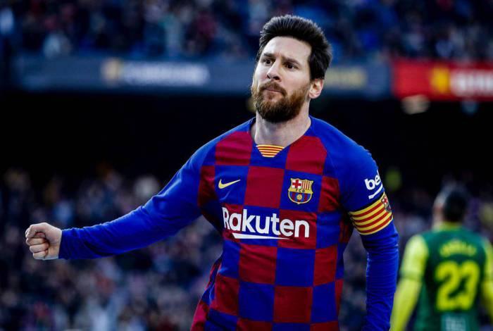 Messi: craque do Barcelona