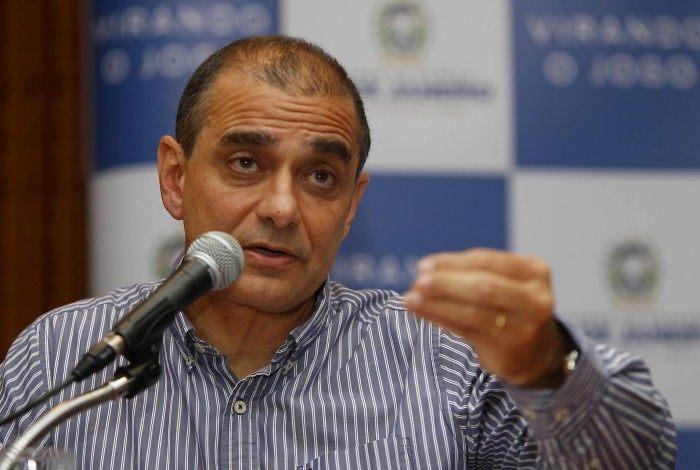 Ex-secretário estadual de Saúde, Edmar Santos