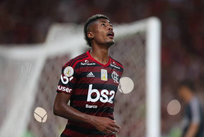 Bruno Henrique, do Flamengo