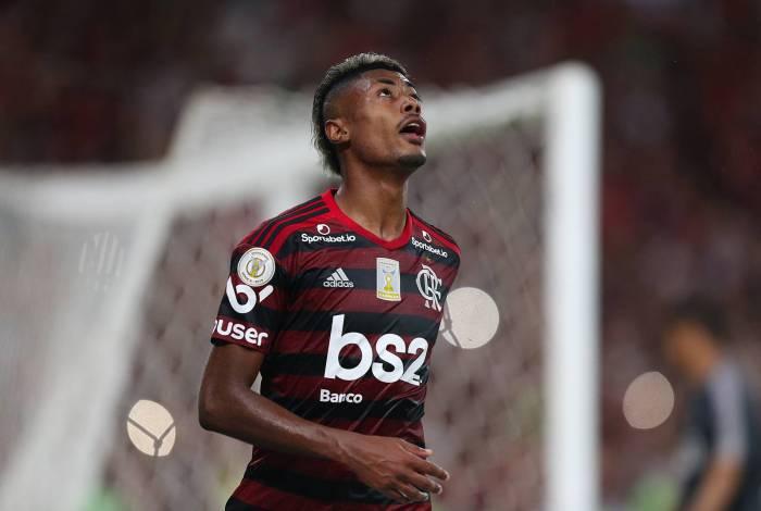 Bruno Henrique, do Flamengo