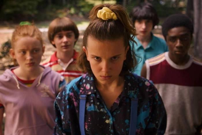 Elenco de 'Stranger Things' se reúne para leitura do roteiro da 4ª temporada