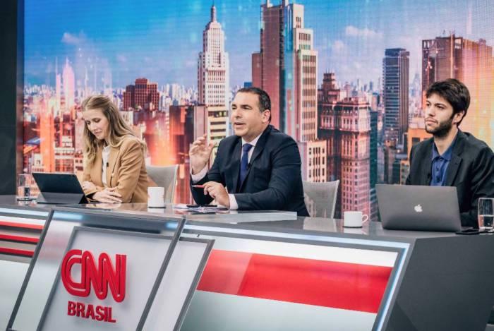 Reinaldo Gottino terá dois programas na CNN Brasil