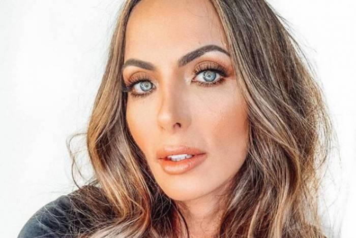 Carla Prata revela que um famoso casado deu em cima dela
