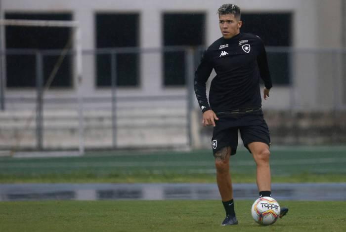 Bruno Nazário será o responsável pela criação no Botafogo