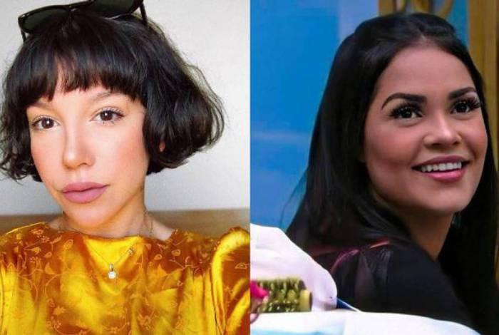 Priscilla Alcantara convida Flay para cantar com ela após fim do reality