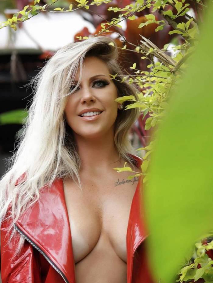 Cliques da ex-BBB Antonela, que participou da edição quatro do reality show