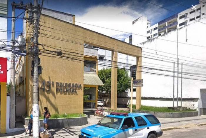 O criminoso foi preso e encaminhado a 143ªDP (Itaperuna)