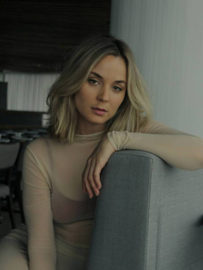 Juliana Lohmann interpreta Cindy, em Amor sem Igual