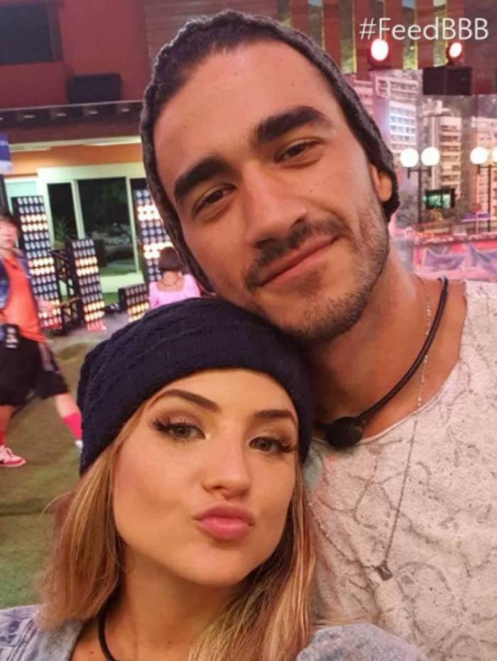 Guilherme apaga as fotos de Gabi de suas redes sociais