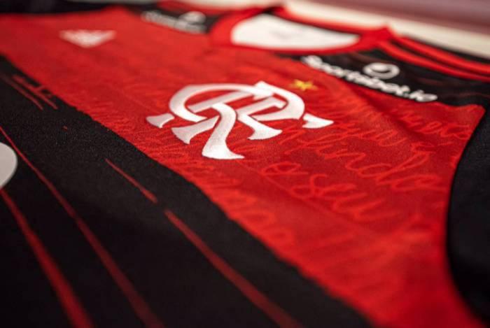 Camisa nova do Flamengo