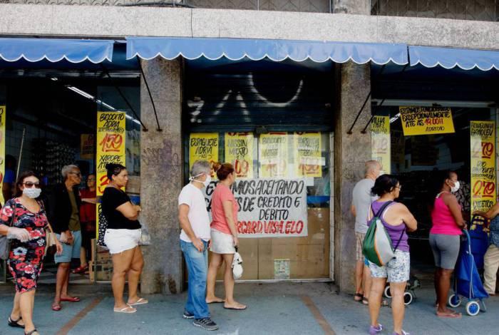 Supermercados garantem que abastecimento está normal no Rio