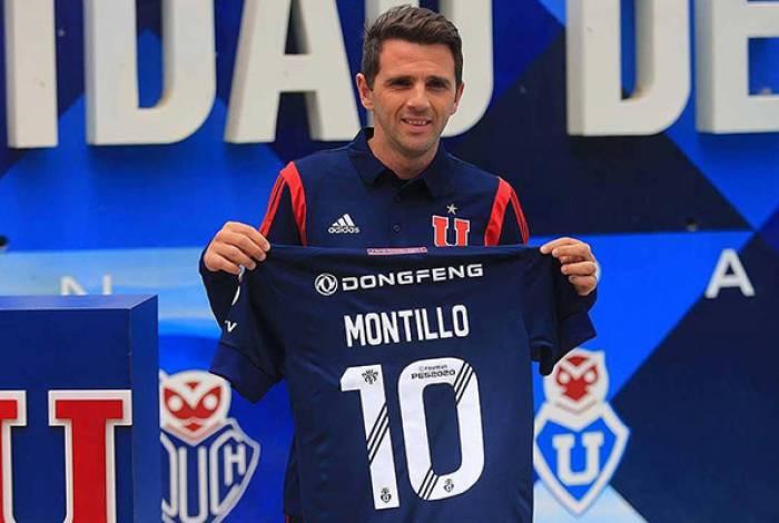Você sabia? Montillo esteve muito perto de fechar com o Flamengo em 2015