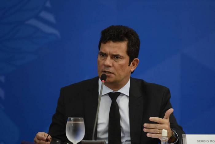 Ex-ministro da Justiça e Segurança Pública, Sergio Moro