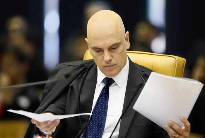Alexandre de Moraes, ministro do STF, é o novo relator de pedido de impeachment de Witzel