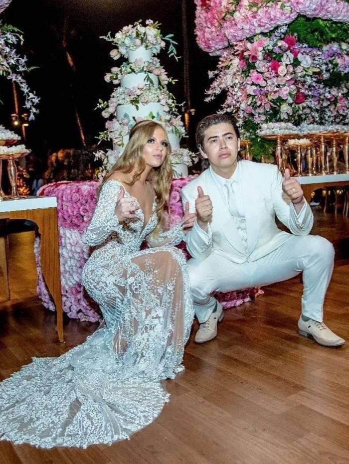 Casamento entre Whindersson Nunes e Luisa Sonza