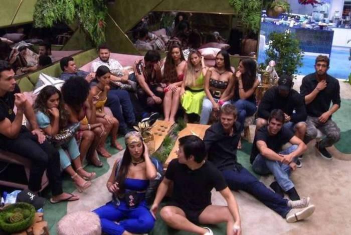 'BBB 20' e seus participantes