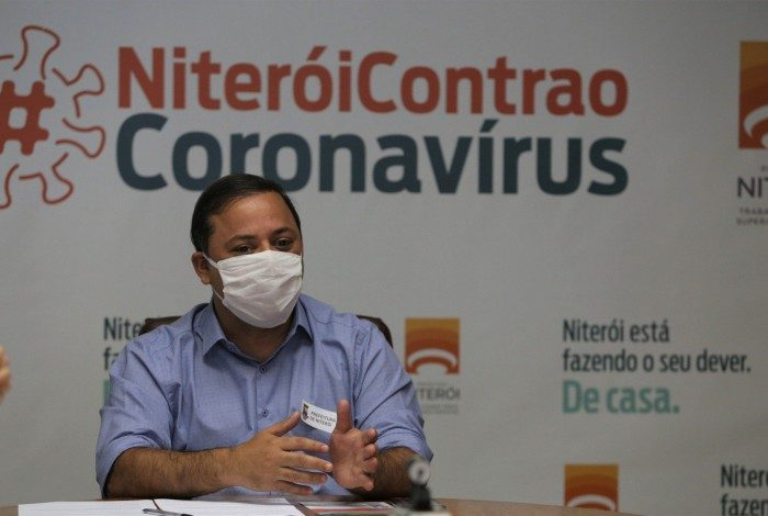 Rodrigo Neves, prefeito de Niterói