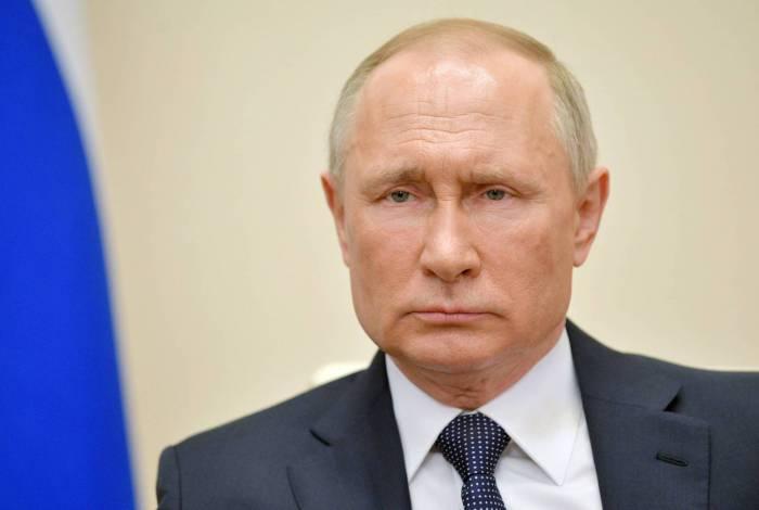 Alexei Navalni é opositor do presidente da Rússia, Vladmir Putin