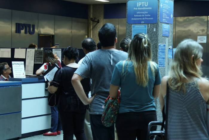 Mais uma oportunidade: em maio, a prefeitura já havia oferecido desconto de 20% para a quitação do saldo devedor do IPTU à vista