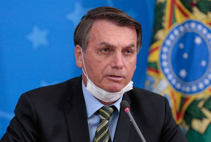 Presidente Jair Bolsonaro quer que servidores retornem ao trabalho presencial