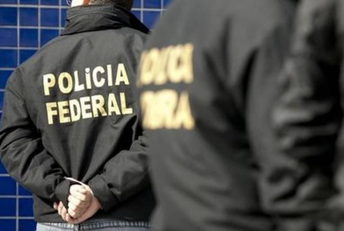 Operação desta sexta-feira foi feita por agentes da Polícia Federal e o Ministério Público Federal