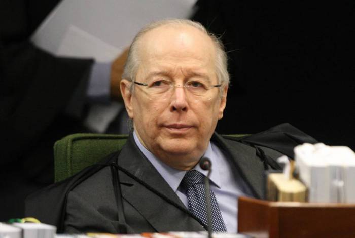 Ministro Celso de Mello, do Supremo Tribunal Federal (STF)