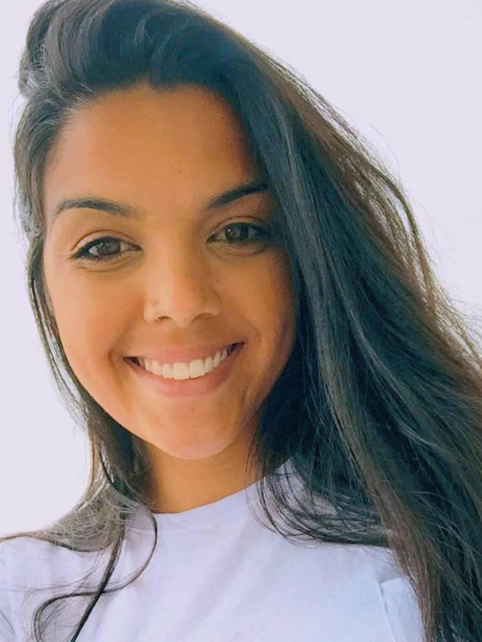 Vítima Débora Raquel Silva, de 28 anos