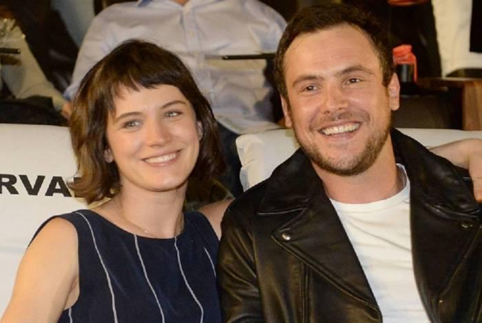 Bianca Bin e Sergio Guinzé