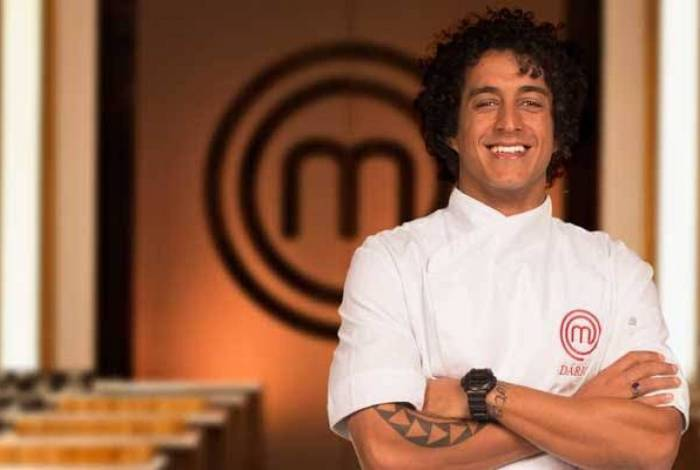 Cozinheiro Dário Costa ficou em terceiro lugar no 'MasterChef'