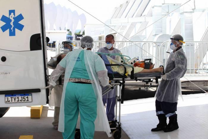 BBC fala de novo recorde de mortes por covid-19 no Brasil