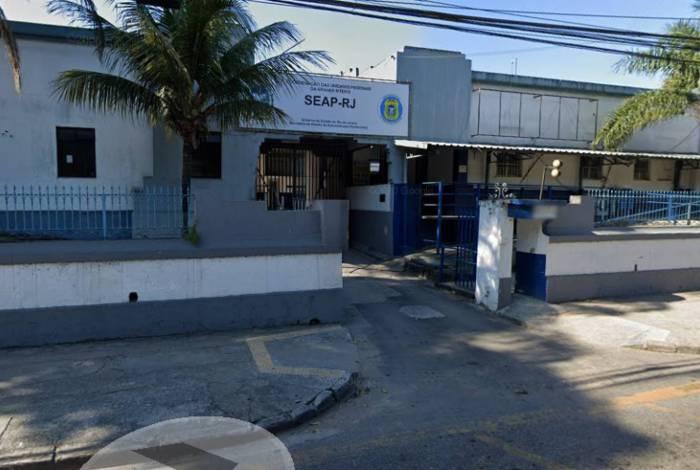 Secretaria de Administração Penitenciária (Seap)