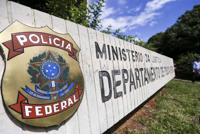 Sede da Polícia Federal