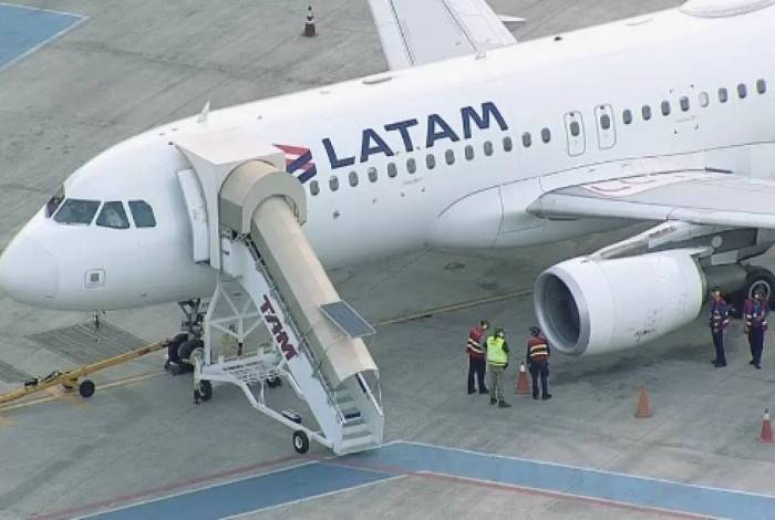 LATAM Airlines anuncia suspensão das operações da filial Argentina por coronavírus