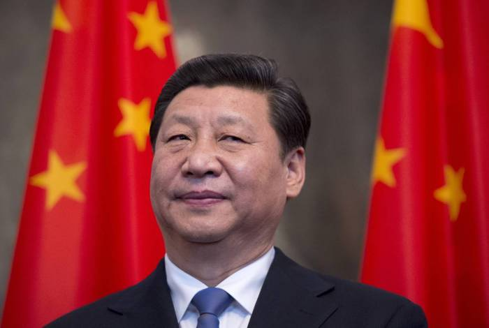 Xi Jinping, Presidente da República Popular da China