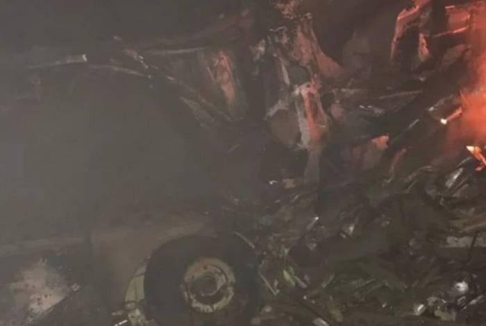 Queda de avião deixa quatro mortos; uma das vítimas tinha covid-19